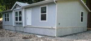 mobile home skirting benefits