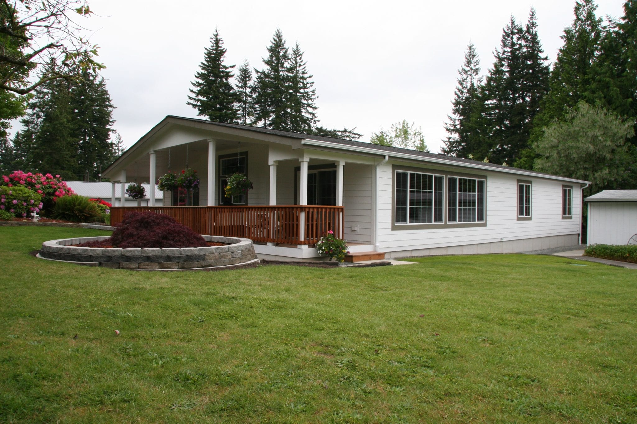 Duraskirt the best ideas for skirting your manufactured home - Your home mobel ...
