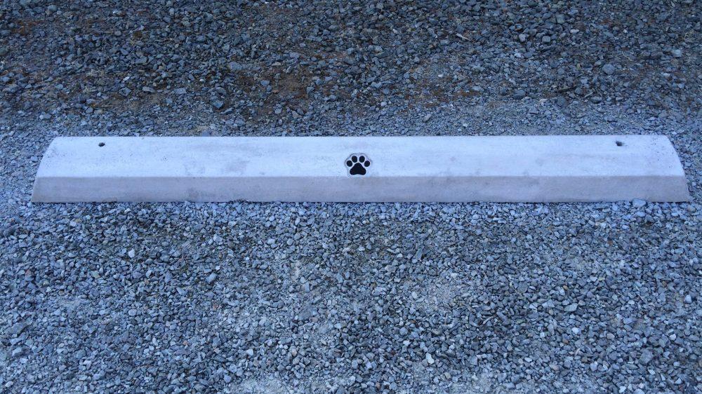 Concrete Parking Curbs – Curb Paw
