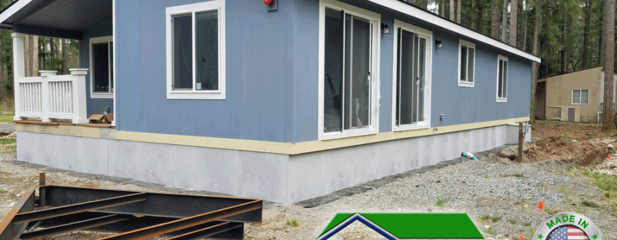 skirting for manufactured homes