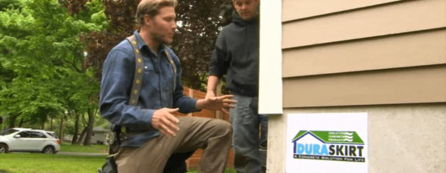 DURASKIRT™ Manufactured Home Skirting