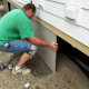 Should I insulate my mobile home skirting?