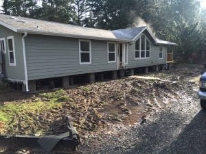 Manufactured Home Foundation Inspection